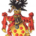 Герб великого князівства  Тоскани